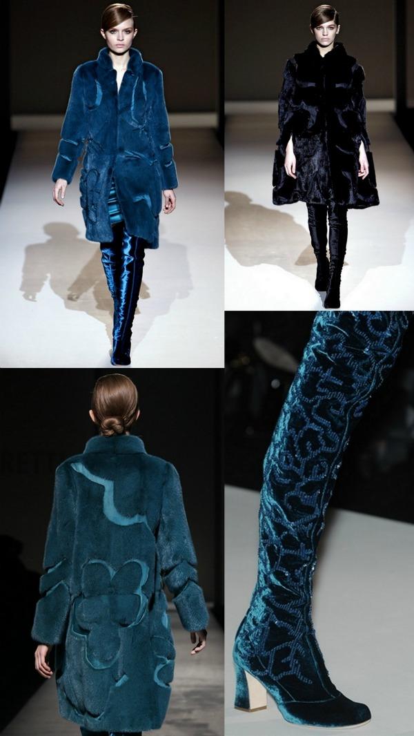 86 Kolekcija u koju ćete se zaljubiti: Alberta Ferretti   jesen/zima 2011/12.