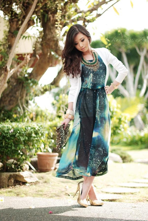 87 Fashion Blogs: Azijske modne princeze 2. deo