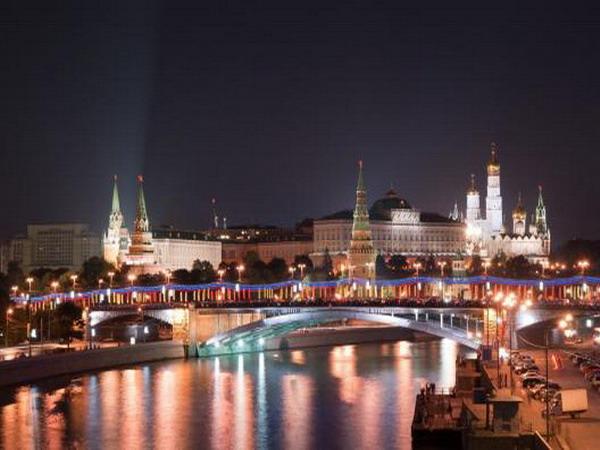 9.Moskva Najlepše noćne panorame sveta