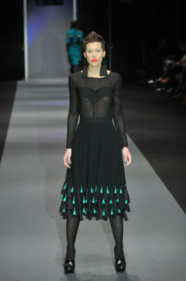 93 Belgrade Fashion Week: Jovana Marković