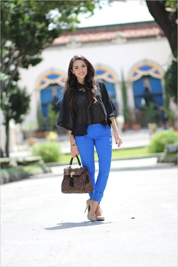 98 Fashion Blogs: Zavodljive brinete savršenog stila