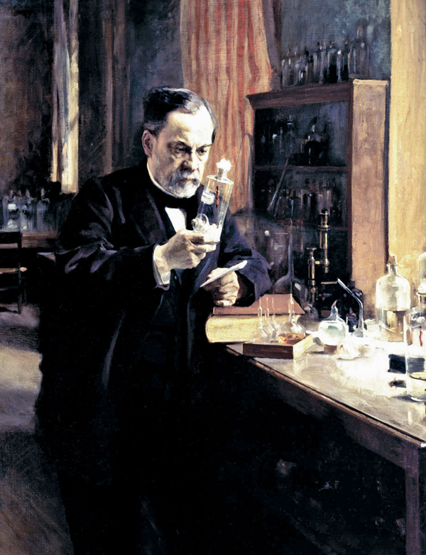 Albert Edelfelt slikara Ljudi koji su pomerali granice – Louis Pasteur