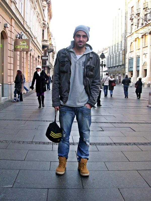 BSC 22 Belgrade Style Catcher: Stiže zima