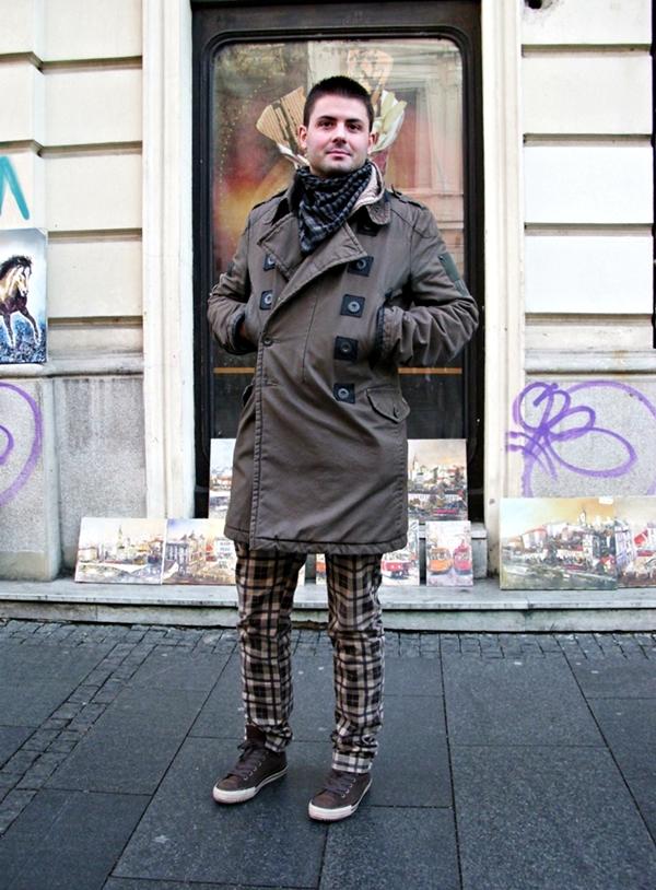 BSC 42 Belgrade Style Catcher: Stiže zima