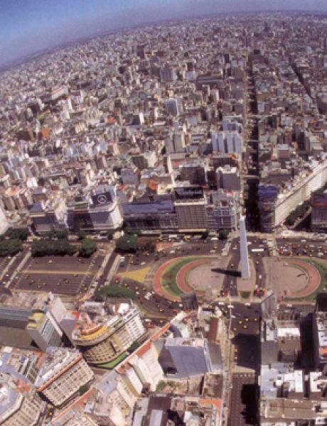 Stazama Borhesove Argentine: Buenos Ajres