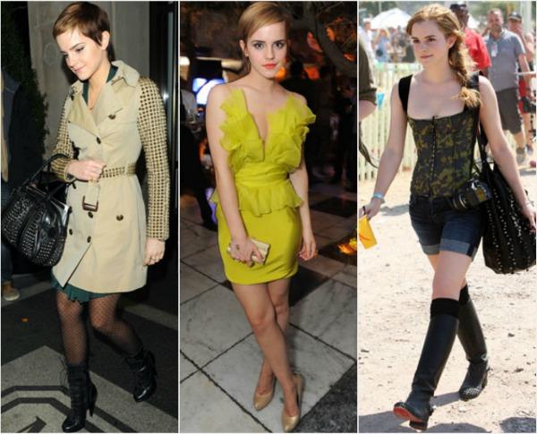 Emma Watson 14 Britanski stil uz Harpers Bazaar  godišnja lista