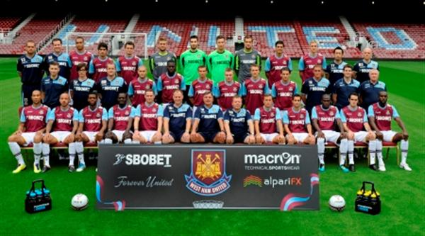 First squad 2011 12 Upoznajte čekićare – West Ham United F.C.