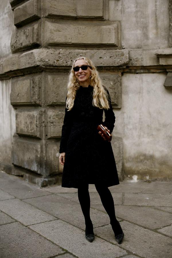 Franca La Moda Italiana: La donna