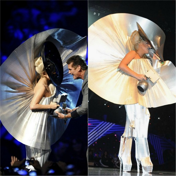 Gaga1 MTV Europe Music Awards   Belfast 2011.