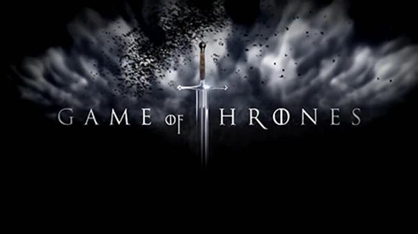 Game of Thrones Logo Small Pesma leda i vatre: Igra prestola