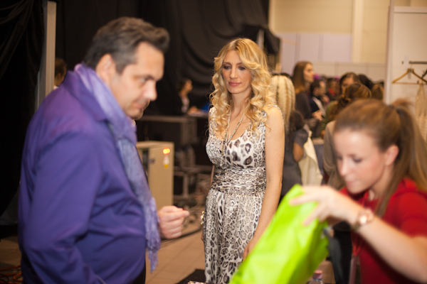 MG 9300 Belgrade Fashion Week: Backstage Report (3. deo)