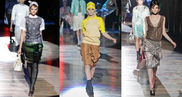 Marc Jacobs Spring Summer 2012 Womens Collection Modni zalogaji: Ko je izgubio kolekciju, a ko se svojom proslavio