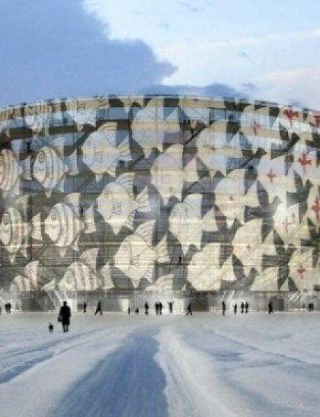 Da Vinci XXI: Pozorišta, 3D majica i sprej budućnosti!