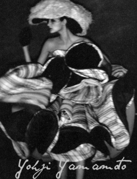 Mračni vizionar modne scene: Yohji Yamamoto