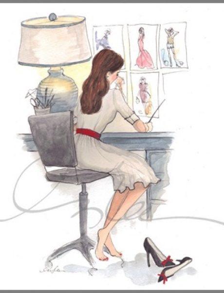 Inspiracija iz Njujorka: Modne ilustracije Inslee Haynes