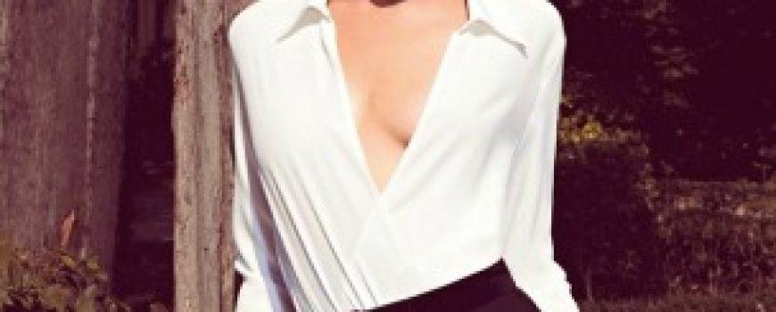 "Ana Beatriz za ""Harper's Bazaar Turkey"" – novembar 2011."