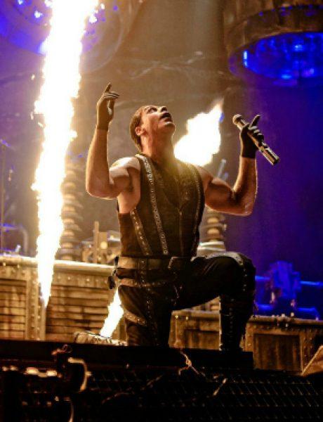Drugi sviraju, a Rammstein žari i pali