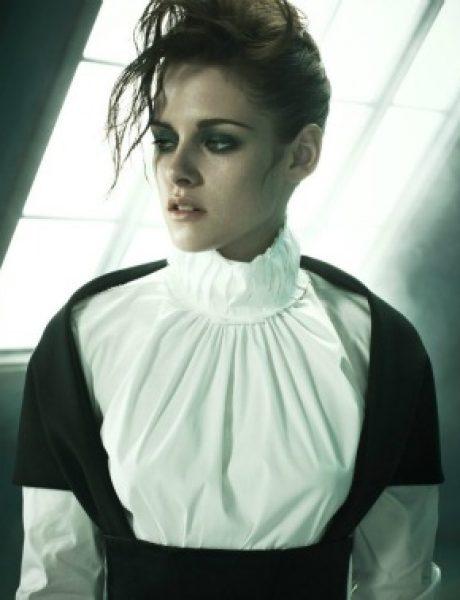"""Gotika i Kristen Stewart za """"Vogue Italia"""" – novembar 2011."""