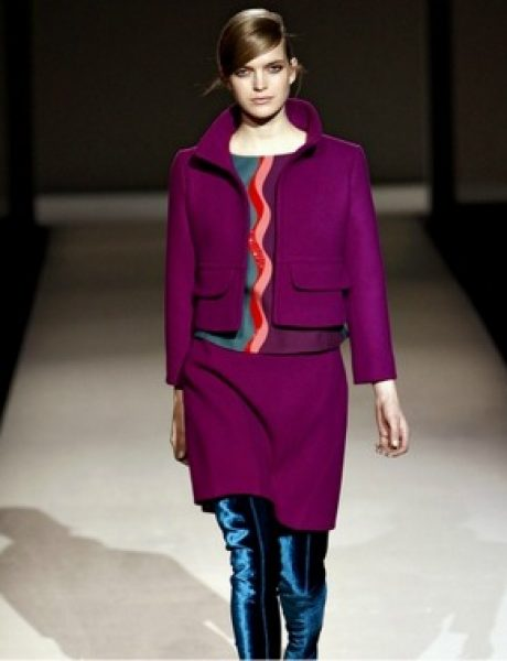 Kolekcija u koju ćete se zaljubiti: Alberta Ferretti – jesen/zima 2011/12.