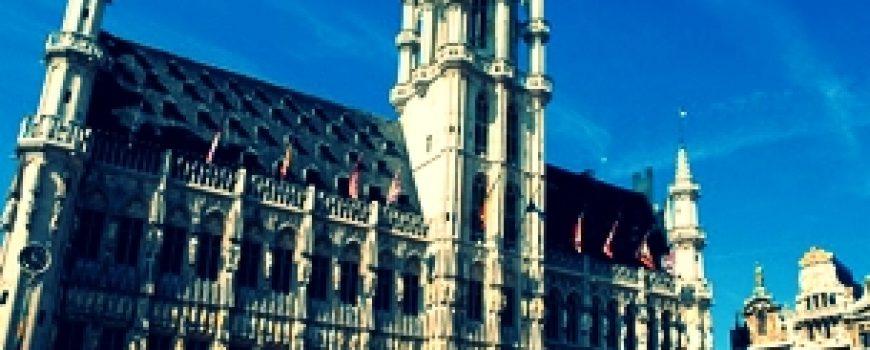 Trk na trg: Grand Place, Brisel