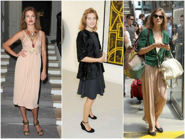 Natalia Vodianova 12 Britanski stil uz Harpers Bazaar  godišnja lista