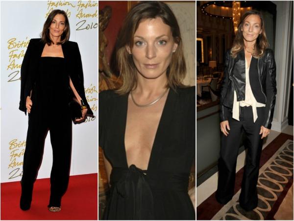 Phoebe Philo 8 Britanski stil uz Harpers Bazaar  godišnja lista