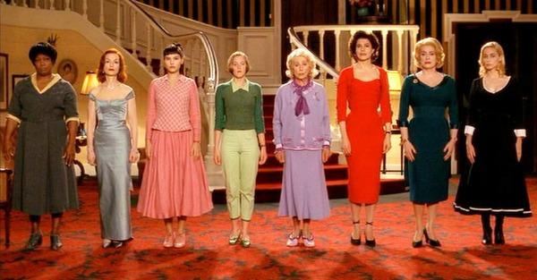 Prva slika Filmonedeljak: Filmski modni vremeplov