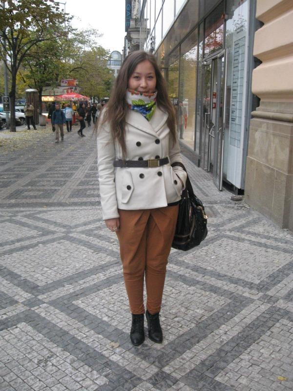 SLIKA 21 Street Style Catcher: Prag