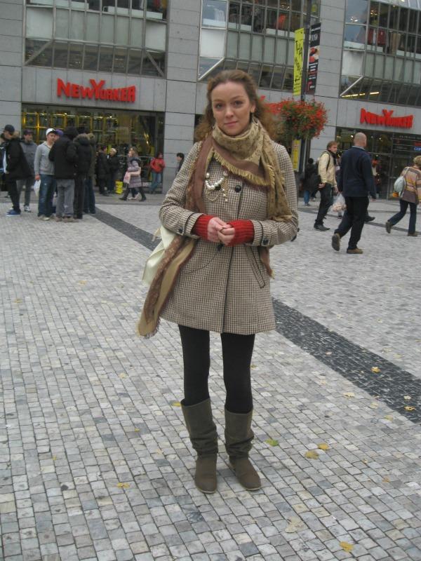 SLIKA 41 Street Style Catcher: Prag