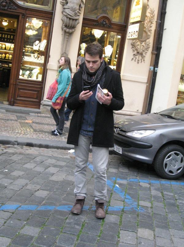 SLIKA 8 Street Style Catcher: Prag