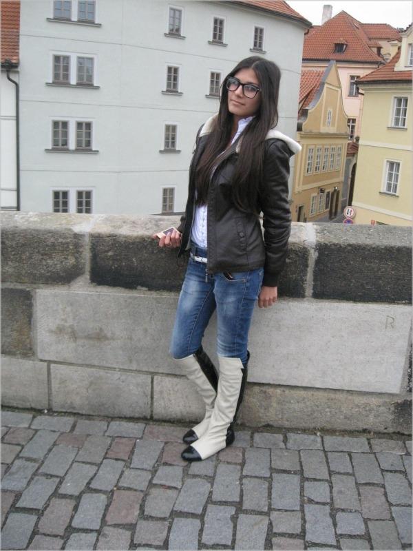 SLIKA 91 Street Style Catcher: Prag