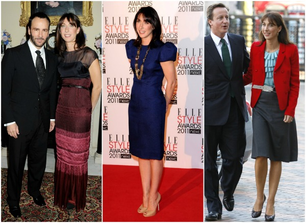 Samantha Cameron 13 Britanski stil uz Harpers Bazaar  godišnja lista
