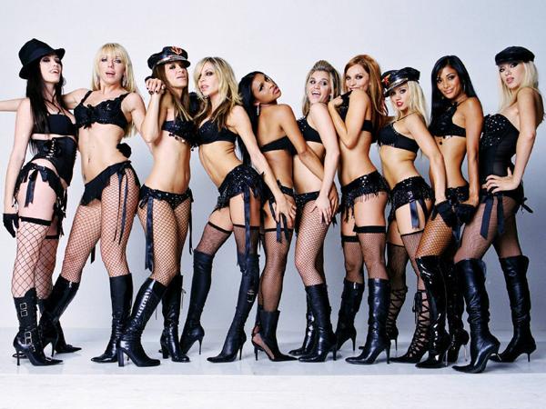 Sexy Woman group Picture Pet tipova žena koje muškarci izbegavaju