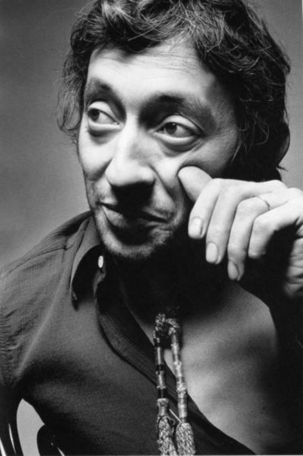 Slika 116 Ljudi koji su pomerali granice: Serge Gainsbourg
