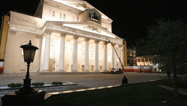 Slika 24 Moskva zablistala novim sjajem najstarijeg pozorišta – Boljšoj teatra