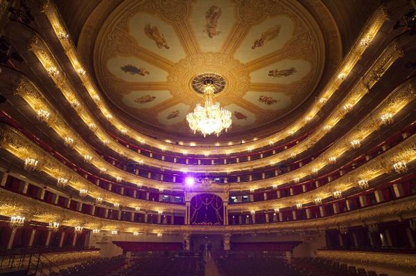 Slika 33 Moskva zablistala novim sjajem najstarijeg pozorišta – Boljšoj teatra