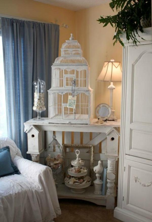Slika 4 dnevni boravak Devojačke sobe – romantični, vintage stil