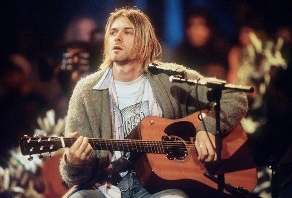 Slika 510 Grunge i Nirvana: Buntovnici ranih devedesetih