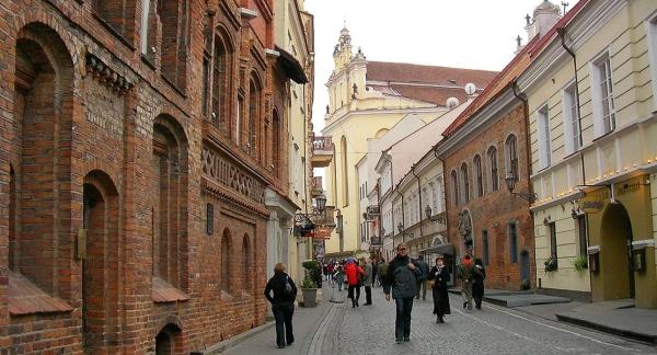 Stari grad se prostire na 360 hektara i jedan je od najvećih u Evropi Zelena prestonica u sred Evrope   Vilnjus, Litvanija