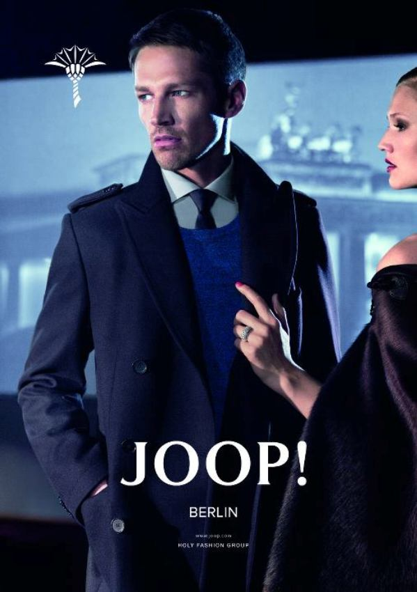 Toni Garrn and James Penfold for Joop Fall Winter 2011.12 DesignSceneNet 05 Joop: Osetite magiju