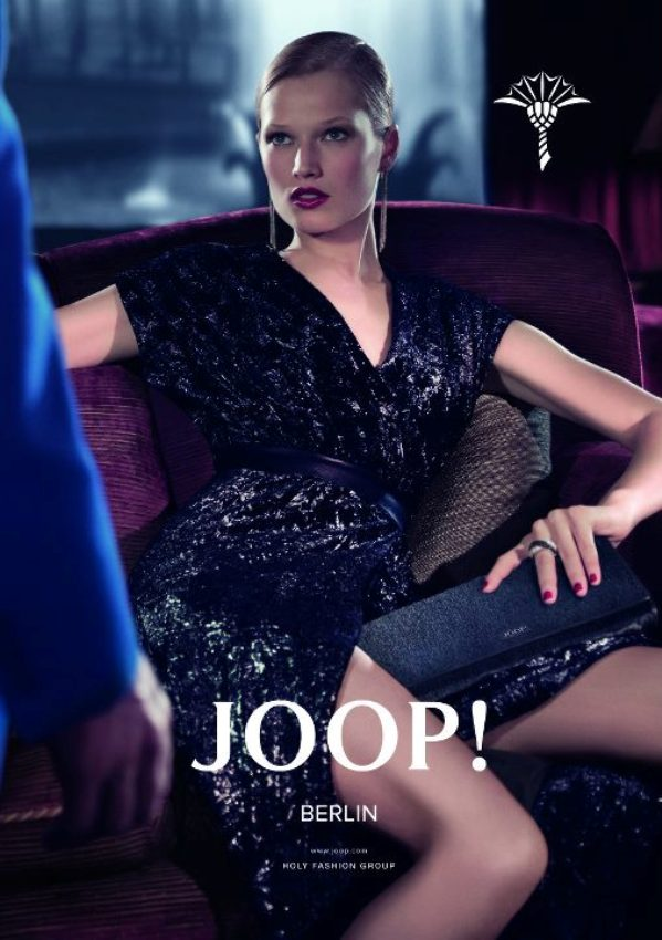 Toni Garrn and James Penfold for Joop Fall Winter 2011.12 DesignSceneNet 12 Joop: Osetite magiju