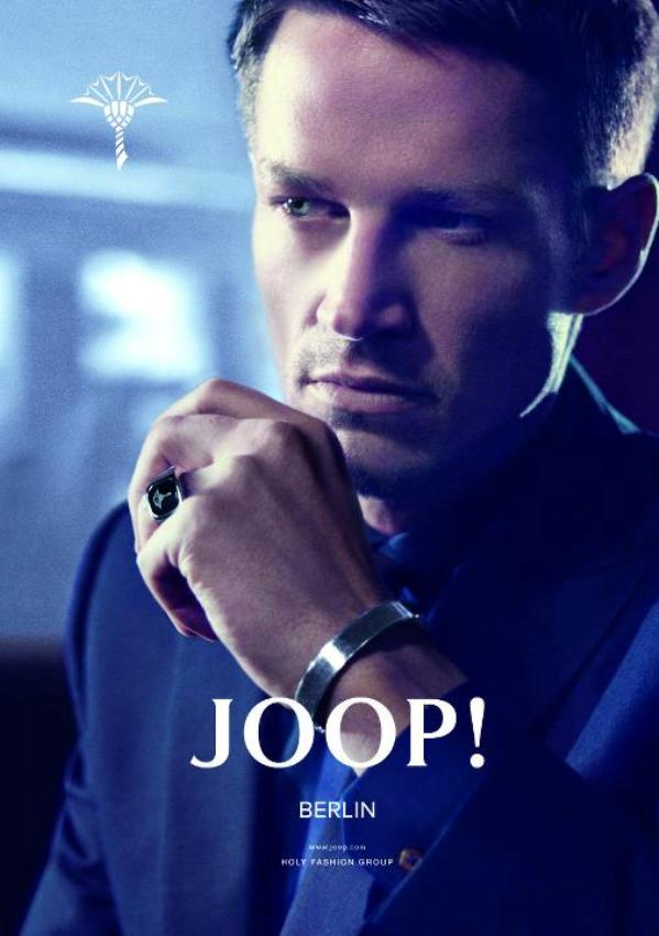 Toni Garrn and James Penfold for Joop Fall Winter 2011.12 DesignSceneNet 15 Joop: Osetite magiju