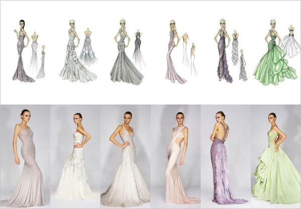 Versace Haute Couture Modni zalogaji: Ko je izgubio kolekciju, a ko se svojom proslavio
