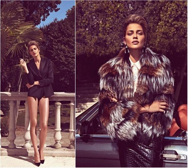 aaaaa Ana Beatriz za Harper's Bazaar Turkey   novembar 2011.