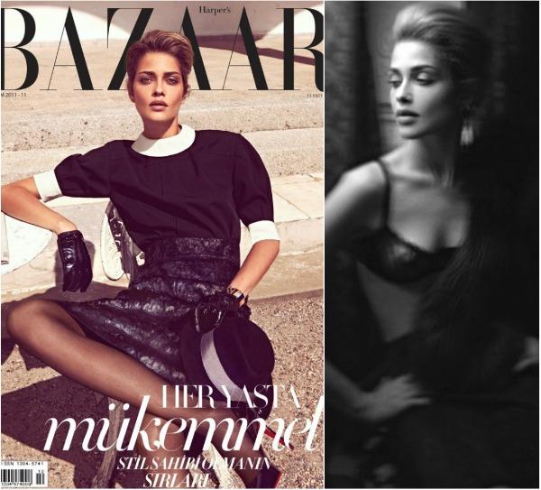 aaaaaaaa Ana Beatriz za Harper's Bazaar Turkey   novembar 2011.
