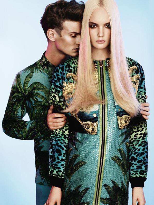 alexanderj3 H&M i Versace u magazinu Rodeo