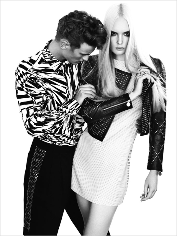 alexanderj51 H&M i Versace u magazinu Rodeo