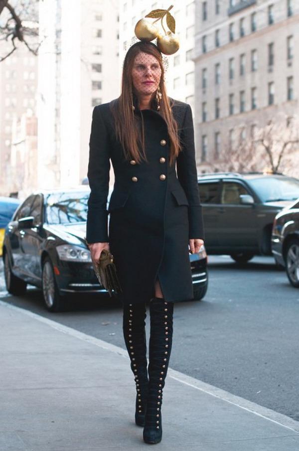 ana La Moda Italiana: La donna
