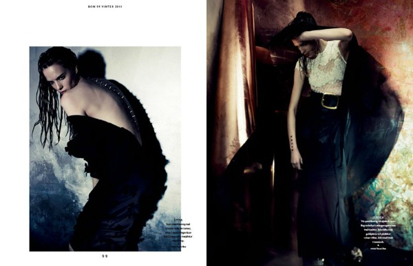 bon12 Bon Magazine: Švedska moda