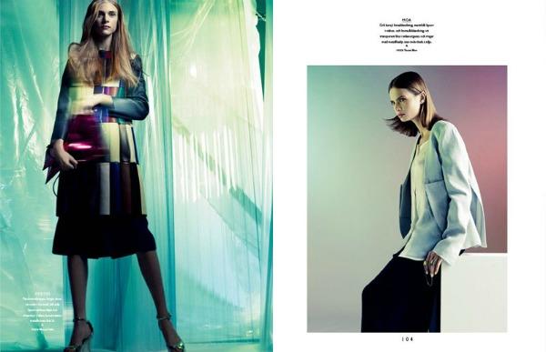 bon13 Bon Magazine: Švedska moda
